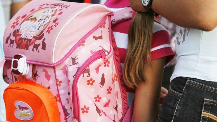 Nächste Woche packen viele zum ersten Mal ihren  Schulrucksack.