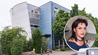Farideh Eghbali darf wieder im Asylheim arbeiten.