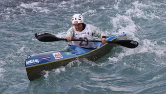 Die Solothurnerin Chantal Abgottspon steht am Sonntag im WM-Sprintfinal.