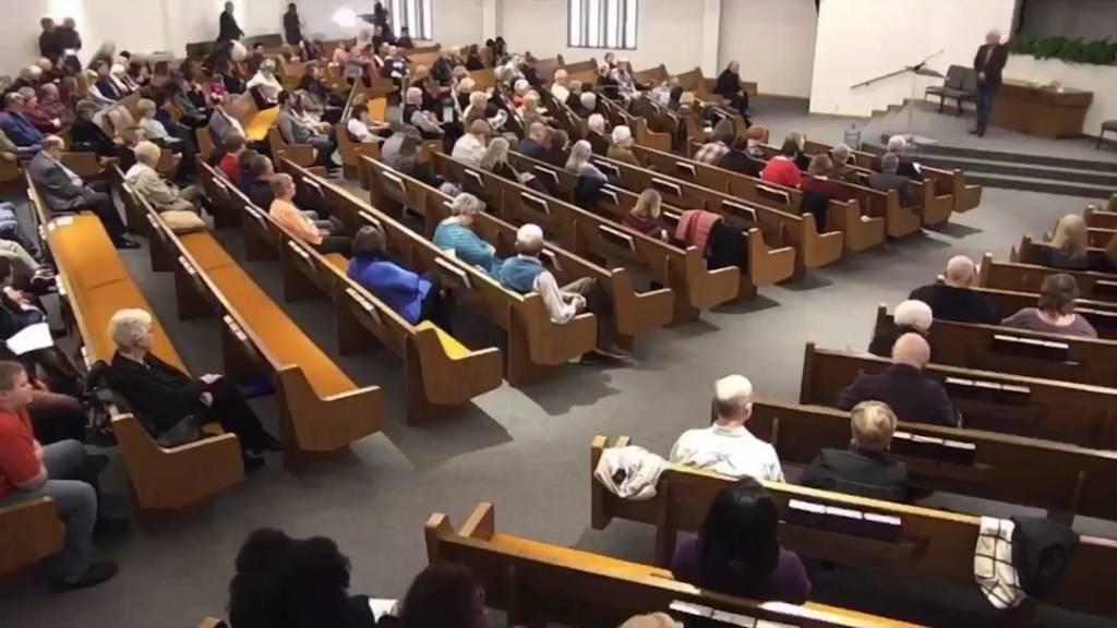 Texas: Schiesserei während Gottesdienst fordert drei Tote