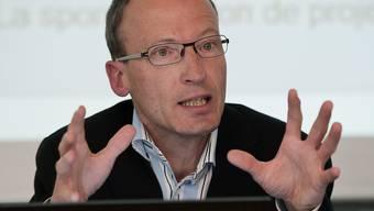 Matthias Kamber lobt das IOC für seinen Entscheid