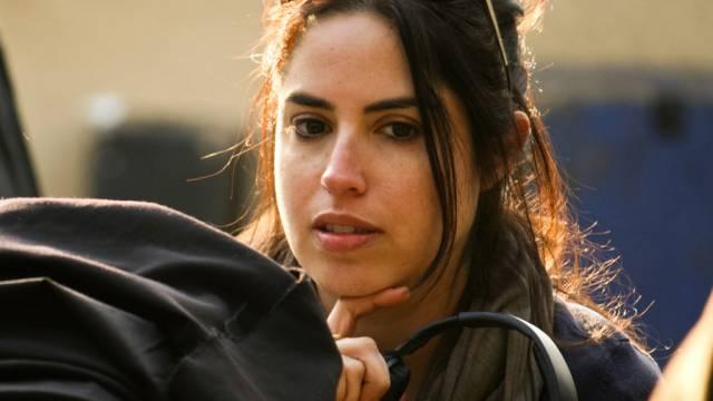 """Talya Lavie, Regisseurin des Films """"Zero Motivation"""""""