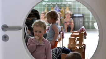 Am 5. März stimmt der Aargau über das kantonale Kinderkrippengesetz ab.