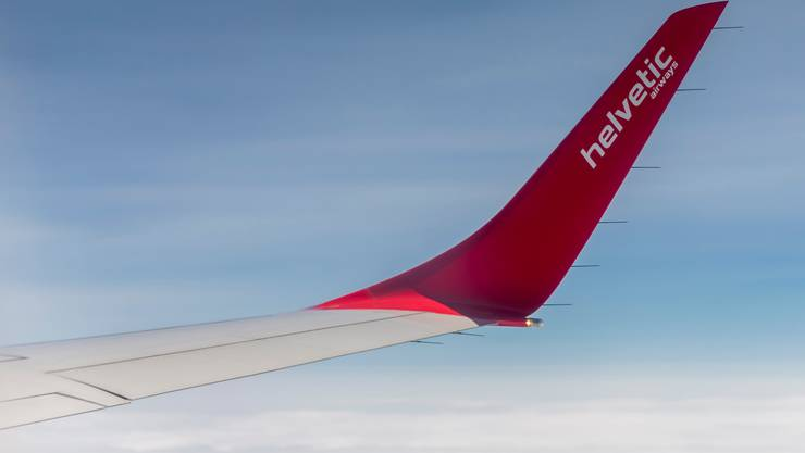Die Helvetic Airways hebt wieder ab.