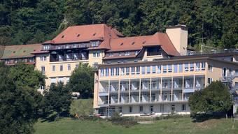 Scheint sich als «Ersatz-Altersheim» bei grossen Heimumbauten zu bewähren: Ehemalige Klinik Allerheiligenberg HR. Aeschbacher