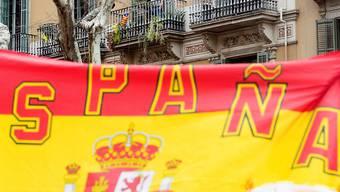 Längst nicht alle Katalanen befürworten den Separatismus - und es werden immer weniger, wie ein Marsch der so genannen Tabarnia durch die Strassen von Barcelona zeigt.