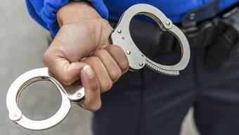 Polizei nimmt drei mutmassliche Einbrecher in Rheinfelden fest (Symbolbild)