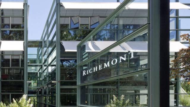Hauptquartier von Richemont in Genf