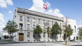 Die Schweizerische Botschaft in Berlin wurde 1940 vom Bund gekauft.