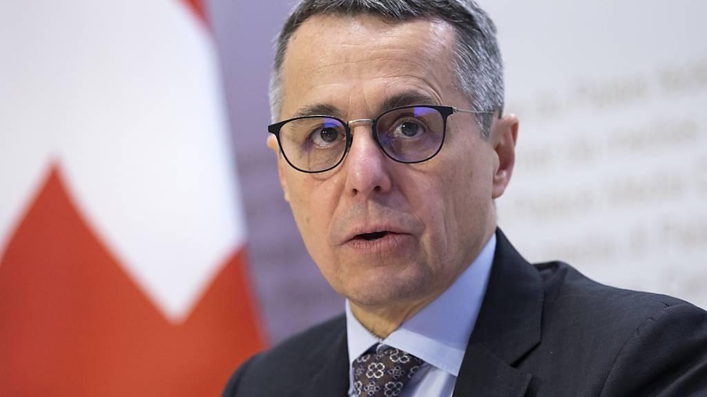 Cassis über Verschleppung von Schweizer Journalistin besorgt