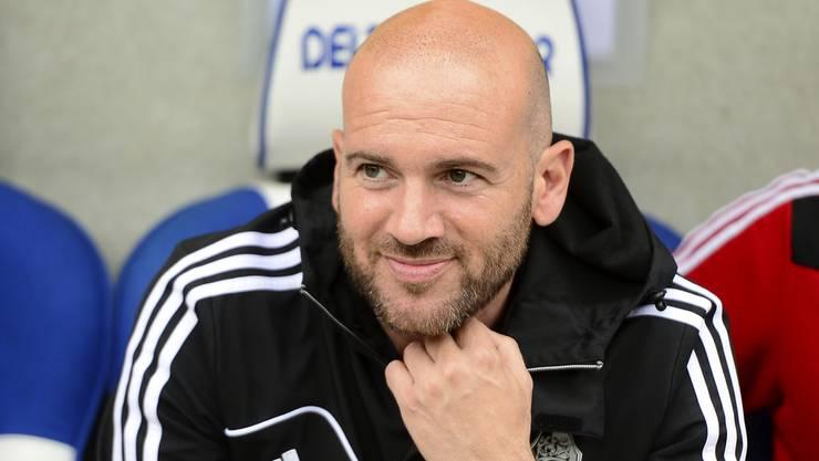 «Ich habe nie versucht, den Platz von Markus einzunehmen. Und ich habe mich auch nicht mit ihm zerstritten», sagt Roland Vrabec, Assistenztrainer vom FC Luzern.