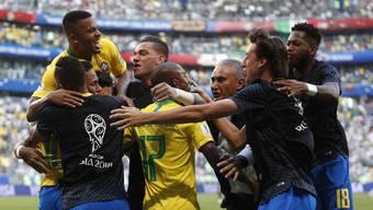 Wird Brasilien doch noch Weltmeister?