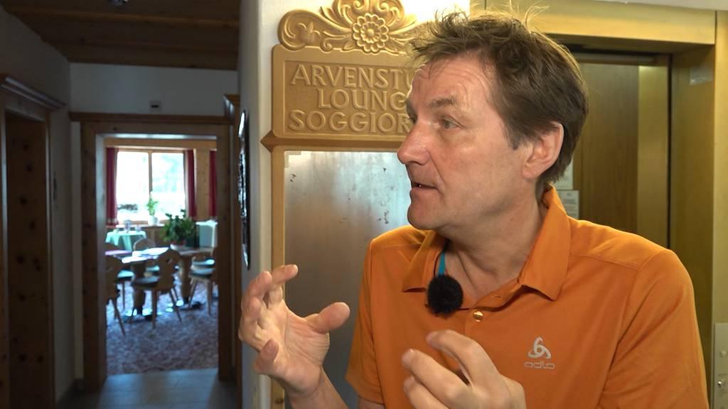 «Bumann unterwegs»: Restauranttester wird zum Seelsorger