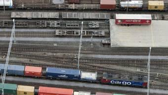 Die SBB will auch im Schienengüterverkehr mit modernen Instrumenten die Effizienz steigern. (Symbolbild)