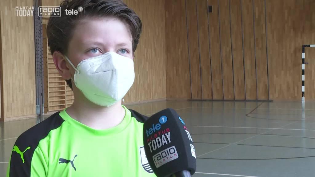 Maske während Sportunterricht: «Bekomme fast keine Luft und schwitze mehr»