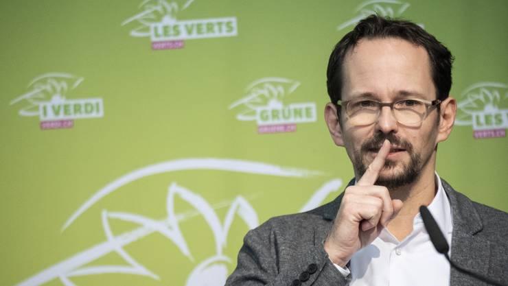 Fordert Werbeverbot für «unnötige Produkte»: Balthasar Glättli, der Präsident der Grünen.