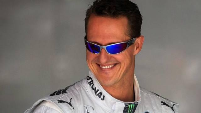 Michael Schumacher mahnt die Chilenen, nicht zu rasen (Archiv)