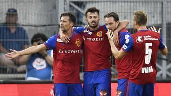 FC Basel - FC Sion (19.07.2019)