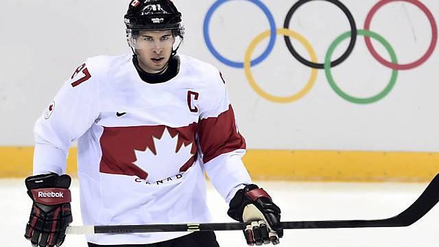 Kanada erwartet Leistungssteigerung von Crosby gegen USA