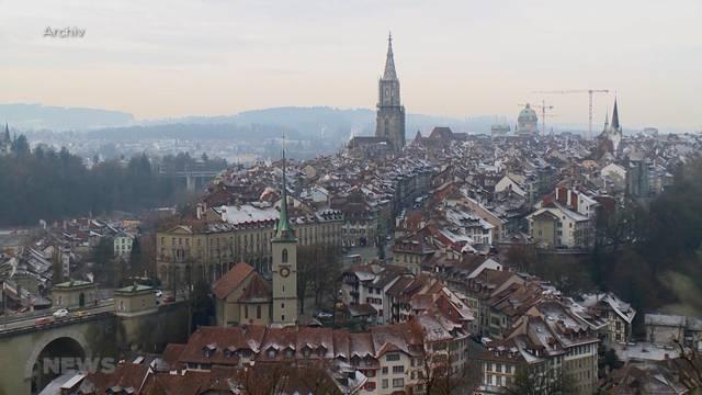 Gratis-WLAN in Bern