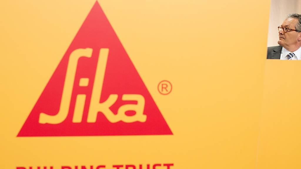 Sika erzielt Rekordergebnis im ersten Halbjahr 2021