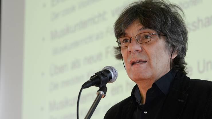 Der Psychologe, der einst als Musiklehrer gestartet ist: Allan Guggenbühl. zvg