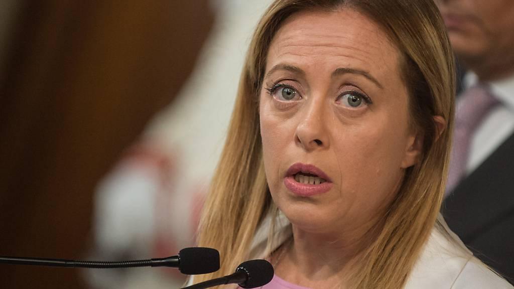 Solidarität nach Beleidigungen gegen italienische Politikerin