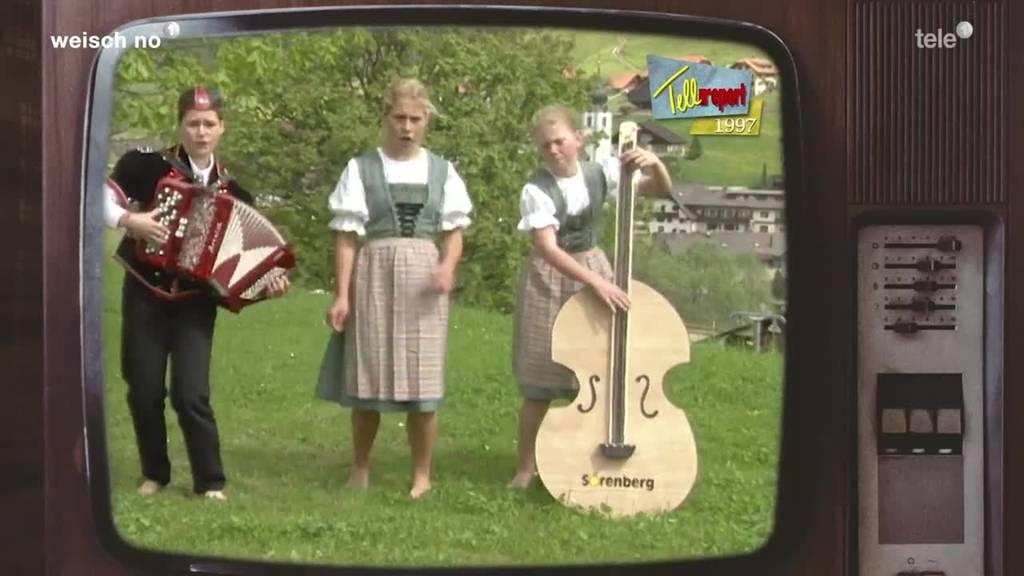 Playback-Stars aus Sörenberg - 1997
