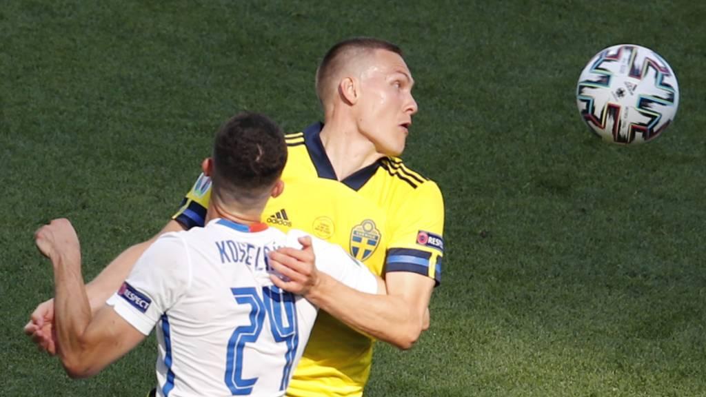 Schweden steigern sich zu verdientem Sieg