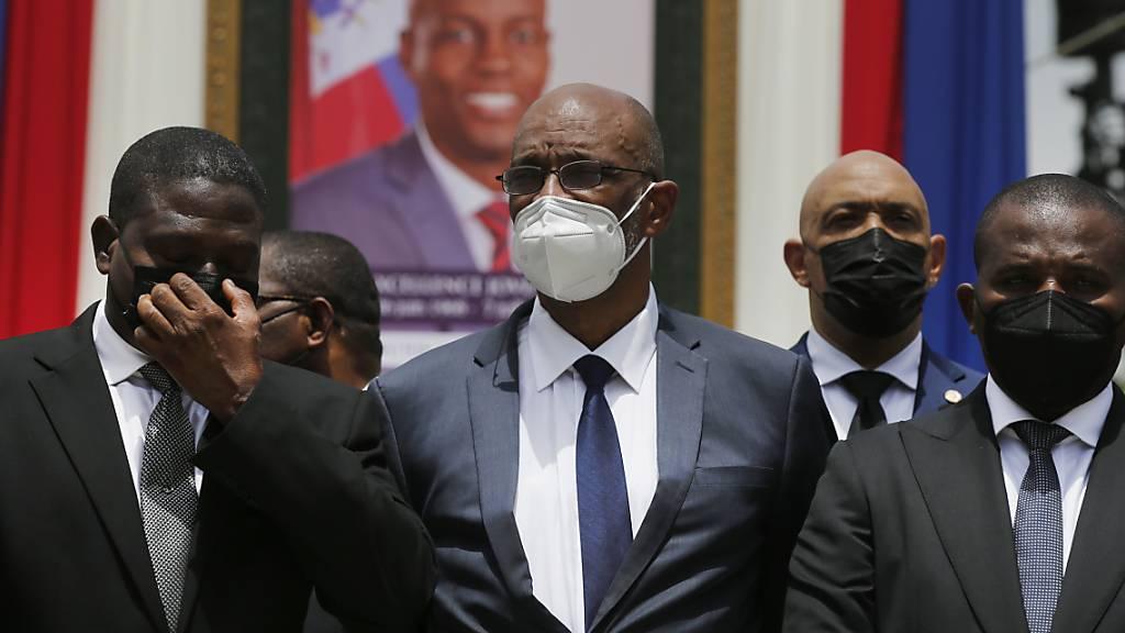 Präsidentenmord in Haiti: Premierminister soll angeklagt werden