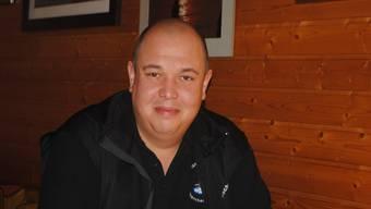 Daniel Wälchli, Präsident des Fischereivereins Grenchen-Bettlach hat viele neue Ideen die bald umgesetzt werden sollen.