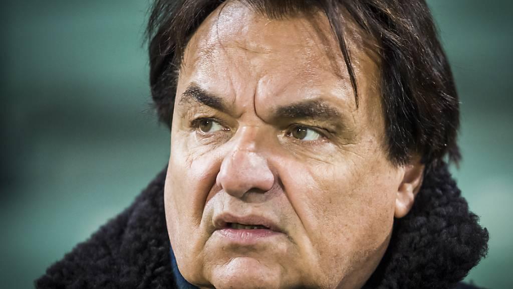 Ricardo Dionisio Pereira Trainer des FC Sion