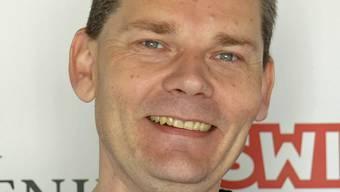 Treffsicherer Pistolenschütze Dieter Grossen an den Schweizer Meisterschaften in Thun.