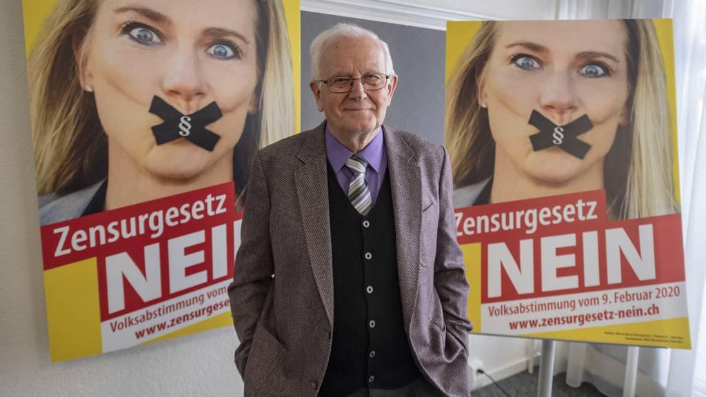 Thurgauer Frischknecht wird neuer Präsident der EDU Schweiz