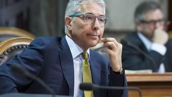 Ständerat Fabio Abate will nicht Bundesrat werden. (Archivbild)