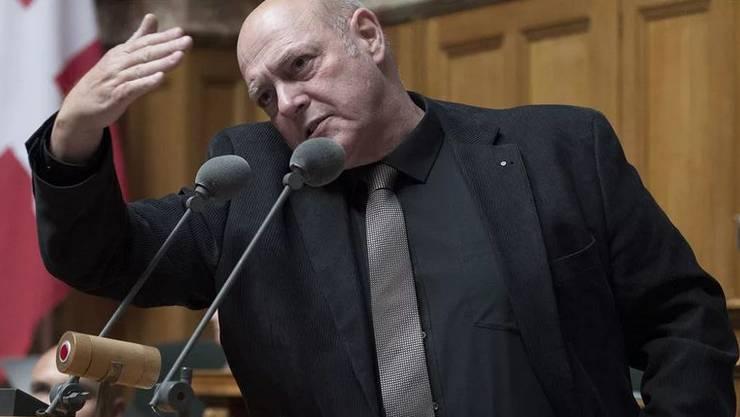 SVP-Nationalrat Ulrich Giezendanner: «Mir egal, was die anderen in der SVP sagen. Es geht um Arbeitsplätze in unserem Land.»