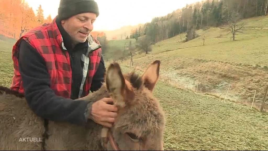 Solidaritätswelle für Bauer in Beinwil