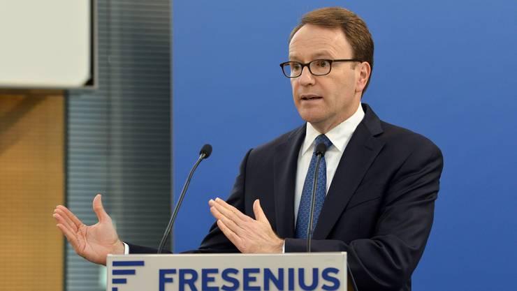 Ulf Mark Schneider wird per April 2017 neuer Nestlé-Chef.