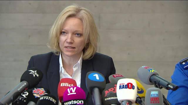 Vierfachmord Rupperswil: Staatsanwältin Barbara Loppacher: «Bis heute sind keine Tatverdächtigen in Haft»