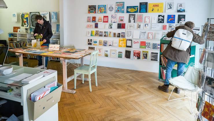 Ebenfalls im Herbst 2015 hat «Müller Palermo» eröffnet. Per Juli zieht die Buchhandlung nun in ein grösseres Lokal an der Riehentorstrasse.