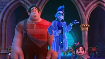 """Der Trickfilm """"Ralph Breaks the Internet"""" hat es auf Platz eins der nordamerikanischen Kinocharts geschafft. (Archivbild)"""