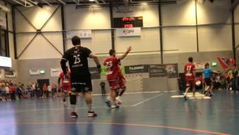 Das Zuschauervideo vom 30. April, welches der Handball-Kommission als Beweis diente.