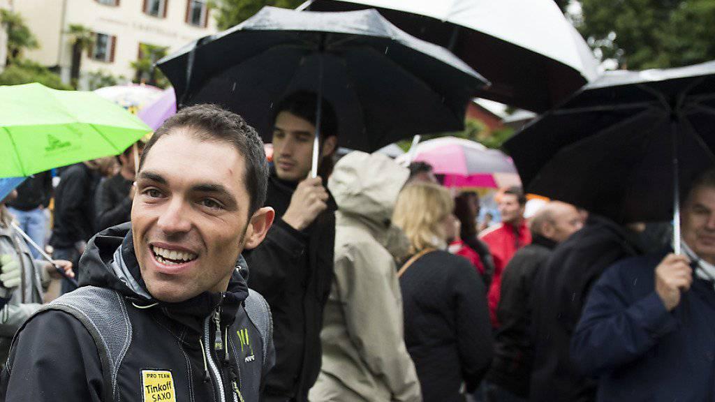 Oliver Zaugg hofft mit IAM auf bessere Zeiten