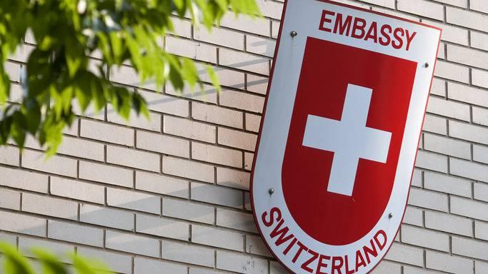 Die SVP fordert eine Schweizer Botschaft in Eritrea.