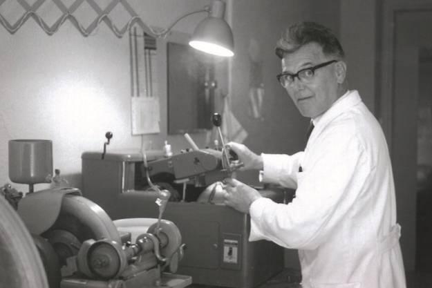 Alberto Kuhn gründete das Geschäft vor 60 Jahren.