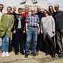 Das OK der Rexpo 2020 (von links): Björn Sonderegger, Franziska Nica, Patrik Fürst, Theres Rüegsegger, Markus Husi, Fritz Vögeli, Claude Belart, Melanie Meier, Tanja Moser und Marco Jenzer.