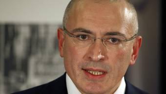 Ex-Ölunternehmer Michail Chodorkowski (Archiv)