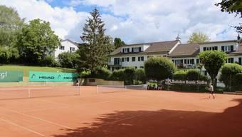 Auf der Tennisanlage Schöngrund an der Bannstrasse 52 in Olten finden die Oltner Tennismeisterschaften 2020 statt.