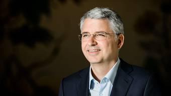 Severin Schwan sagt, viele glaubten nun, dass Roche dank des neuen Coronatests nun das grosse Geschäft mache. Dem sei aber nicht so.