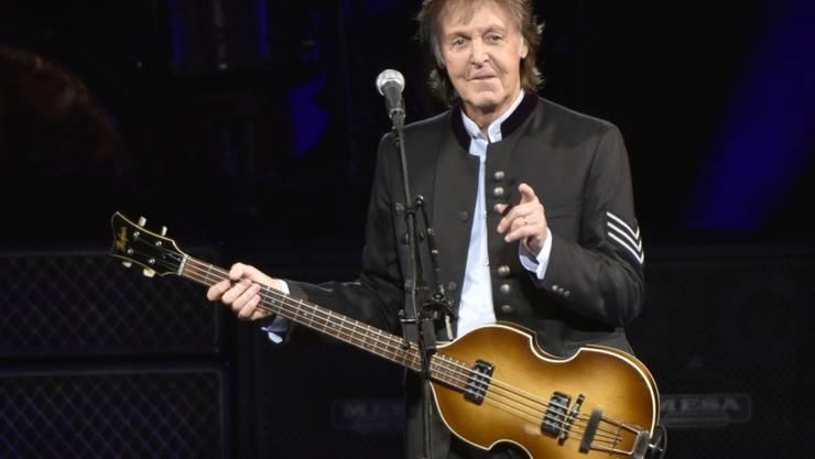 """Paul McCartney will auf einem Drogentrip eine besondere Begegnung gehabt haben: """"Ich habe Gott gesehen."""""""
